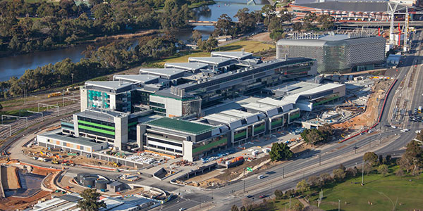 30 Years in 30 Weeks: 2014 - The New Royal Adelaide Hospital